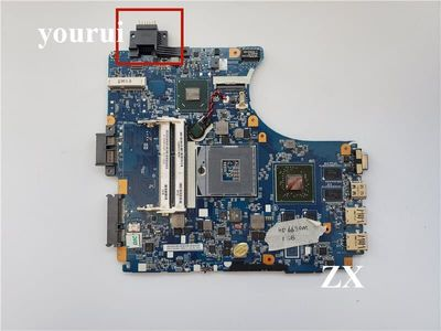 MBX-240 mainboard For Sony VPCCB MBX-240 Laptop Motherboard A1848534A V061 REV 1.1 Working Tested