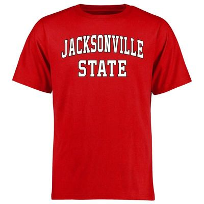 Jacksonville State Gamecocks Everyday T-Shirt - Red
