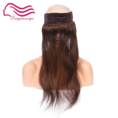 tsingtaowigs ,100% human hair I BAND , Head band , Lace Grip for jewish wig kosher wigs free shipping