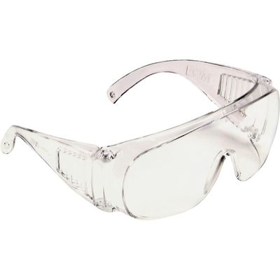 SAFETY WORKS Clear Safety Glasses 817691