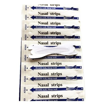150pcs=5boxes/lot (66x19mm)Unisex effective better life reduce snoring transparent nasal strips