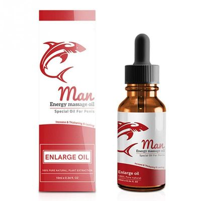 10ml Male Penis Enlargement Oil Increase Sex Aid Male Erection Penis Enlargement Cream Adult Dick Body Massage Products