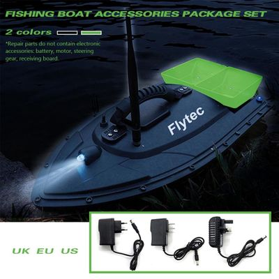 Remote Control Boat Fishing Equipment Accessories Tools To Fight The Nest Boat Bait Boat 500 Meters Intelligent  Remote Control