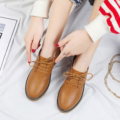 Genuine Leather Shoes Women's Oxfords 2020 Luxury Oxford casual Woman Comfortable Loafers Shoes Flats Ladies Moccasins Shoes