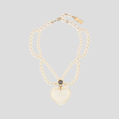 Marc Jacobs Women's The Icing Necklace