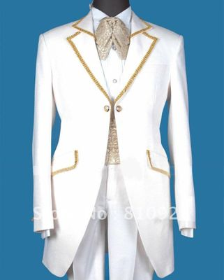 tuxedos slim fit mens long tail groom wear 2019 tailor the new design
