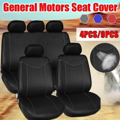 Car Seat Covers for 5/2 Seats Universal Auto Seat Protector Cushion Front Rear Cover Interior Accessories Vehicle Car Styling