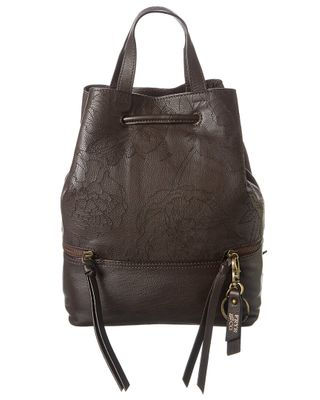 Frye Piper Leather Backpack