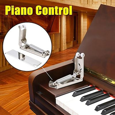 3 Colors External Piano Lid Protector Descent Control Device Pianos Cover Accessories