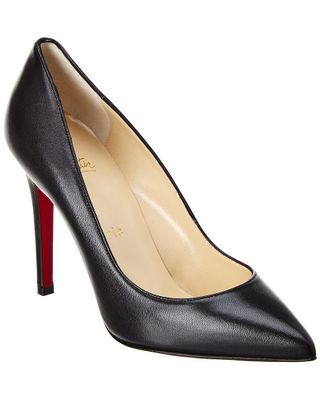 Christian Louboutin Pigalle 100 Leather Pump