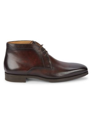 Magnanni Mundo Leather Chukka Boots