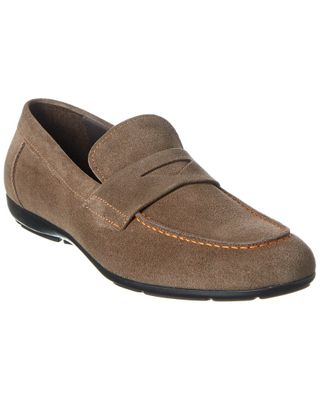 M by Bruno Magli Benito Suede Loafer