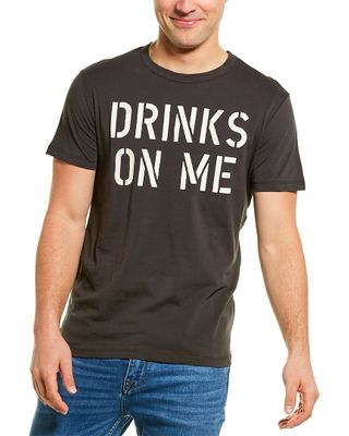 Chaser Drinks On Me T-Shirt