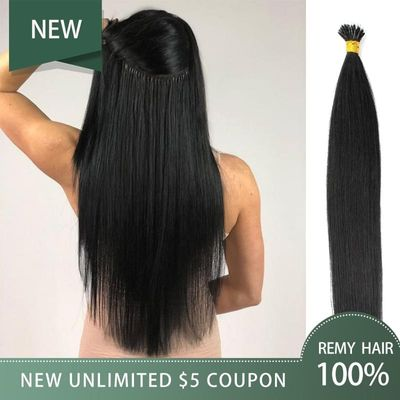HiArt 0.5g Nano Ring Hair Extensions In Real Human Remy Hair Keratina Micro Ring Hair Extension Nano Hair Extension Straight