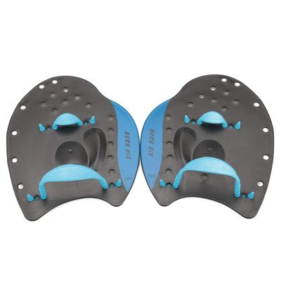 Swimming Paddles Palm Paddling Exercises Arm Swimming Handcuffs Swimming Gloves Hand Flippers Swim Training Set for Kids Adults