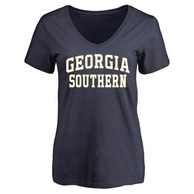 Georgia Southern Eagles Women's Everyday T-Shirt - Navy