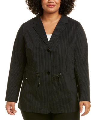 Lafayette 148 New York Plus Porsha Jacket