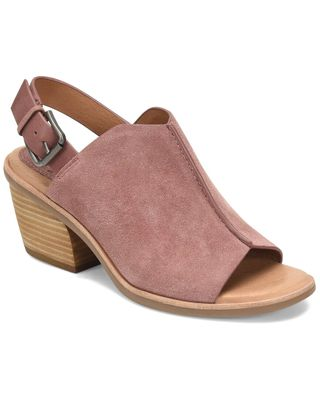 Sofft Pelonia Suede & Leather Sandal