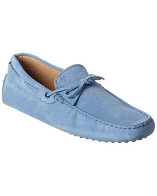 TOD's Gommini Suede Loafer
