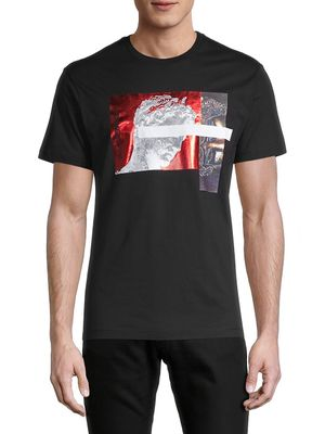 Versace Jeans Graphic Cotton Tee