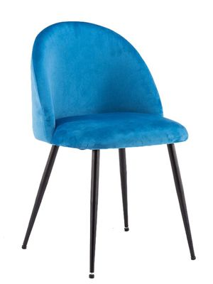 New Nordic Ins Net Red Makeup Chair Dressing Stool Nail Tea Shop Chair Modern Minimalist Cafe Chair