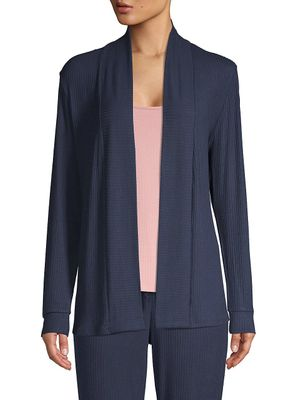 Cosabella Long-Sleeve Open-Front Cardigan