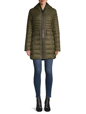 Pajar Canada Hooded Down Puffer Jacket