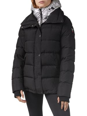 Pajar Canada Quilted Down Short Puffer Jacket