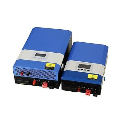 3000W Dual Voltage DC 48V To AC 220/240V Solar Inverter Charger With 40A MPPT Controller