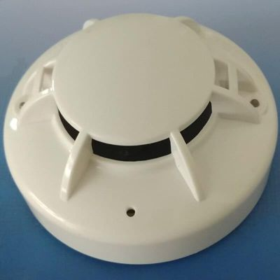 WT105 Conventional Heat Detector 2-Wire Heat Alarm Temperature Sensor Fixed Temperature Detector Fire Alarm system
