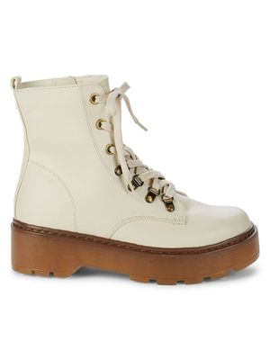 Circus by Sam Edelman Lace-Up Platform Boots