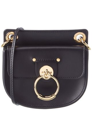 Chloe Tess Mini Leather Camera Bag