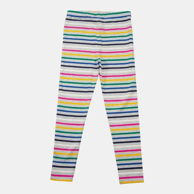 Nautica Little Girls' Multicolor Stripe Legging (4-7)