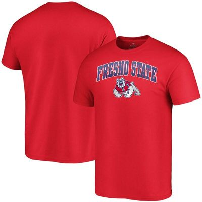 Fresno State Bulldogs Campus T-Shirt - Red
