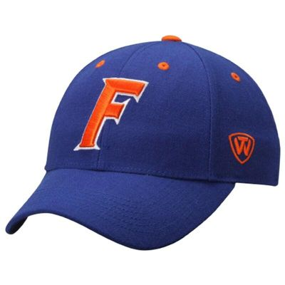 Florida Gators Top of the World Dynasty Memory Fit Fitted Hat - Royal