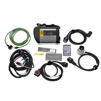 A+++ Quality Full Chip V2020.06 software HDD MB STAR C4 MB SD Connect Compact 4 Diagnostic Tool with WIFI Function