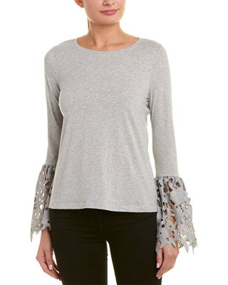 Design History Bell Sleeve Top
