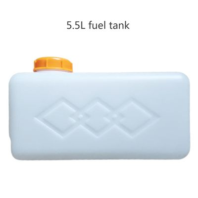 Large Capacity 5.5L Plastic Air Parking Heater Fuel Tank Gasoline Oil Storge for Car Truck Car Heater Accessories