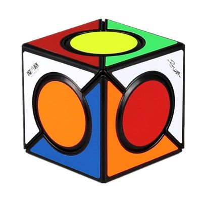 QiYi FangYuan 6 six spot Speed Magic Cube Professional Puzzle Educational Toys For Children Gift magico cubo
