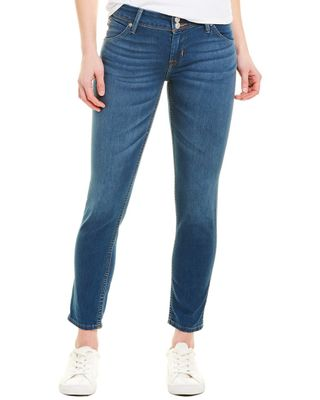 HUDSON Jeans Collin Temple City Skinny Crop