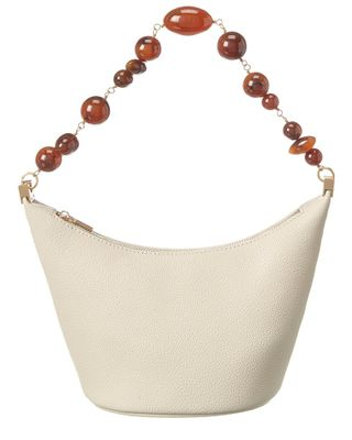 Cult Gaia Gia Leather Shoulder Bag