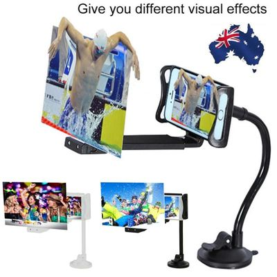 Mobile Phone HD Projection Bracket Stand Adjustable Flexible All Angles Holder Trestle Phone Support