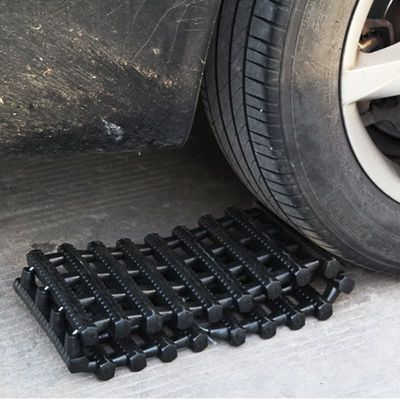 Truck off-road crawler self-driving escape slip plate anti-skid traction rescue board to strengthen the widening