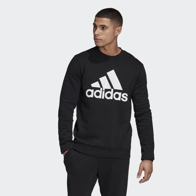 Adidas Badge Of Sport Fleece Sweatshirt