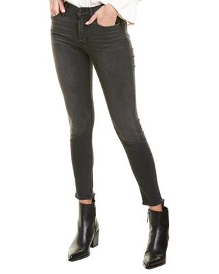 HUDSON Jeans Blair Fleece High-Rise Super Skinny Ankle Cut Jean