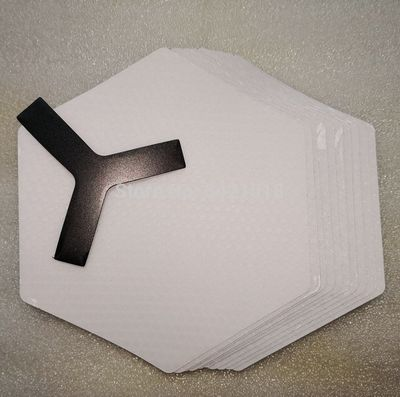 New Waxless Hexagon Surfboard Pad Deck Traction Surfpad surfing accessory 20 piece