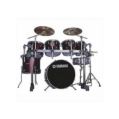 Professoal 7PCS Drum Set With Rack Stand
