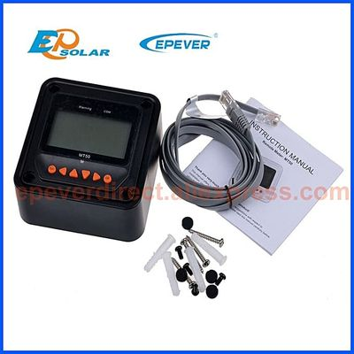Tracer 4210AN EPsloar 40A MPPT Solar Charge Controller 12V 24V LCD Diaplay EPEVER Regulator With MT50 Meter And USB &Temp Sensor