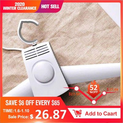 Smartfrog Electric Airer Clothes Dryer Max Load 3KG 3Hour Drying Folding Shoe Hanger Heater 150W 220V PTC Ceramic Heating