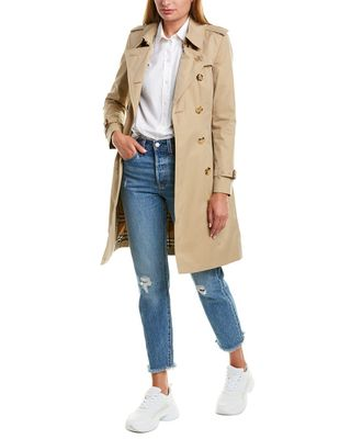 Burberry Chelsea Mid-Length Heritage Trench Coat
